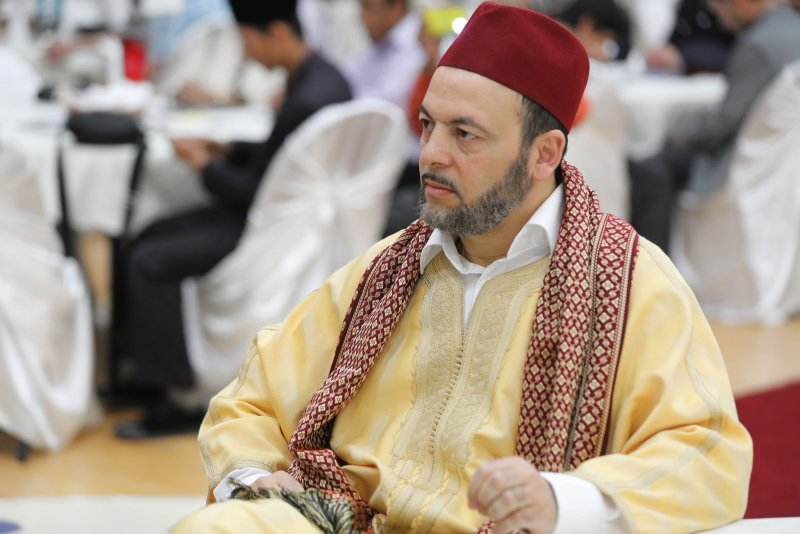 Imam Hamid Slimi- Iftar Dinner- Sayeda Khadija Centre- Faith of Life Nwtwork- Mississauga (9)