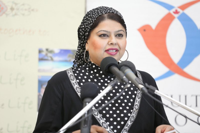 Urz Heer- Iftar Dinner- Sayeda Khadija Centre- Faith of Life Nwtwork- Mississauga (7)
