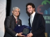 Danny Richmond receives Emerging Young Leaders Award from MPP Shafiq Qaadri