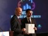 Hon. Reza Moridi presenting Premier's message to IDI GTA