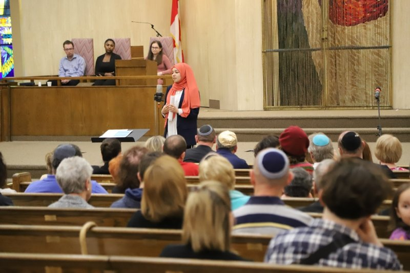 Tradition in an Age of Modernity_Beth Emeth Synagogue_ Rvivaltime Tabernacle_Intercultural Dialogue Institute (55)