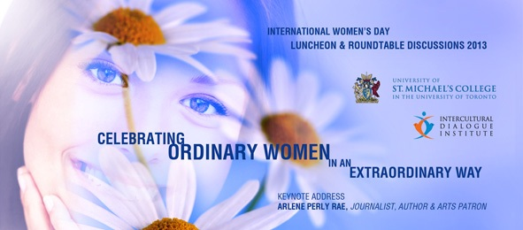 Women's Day Luncheon and Roundtable Discussions