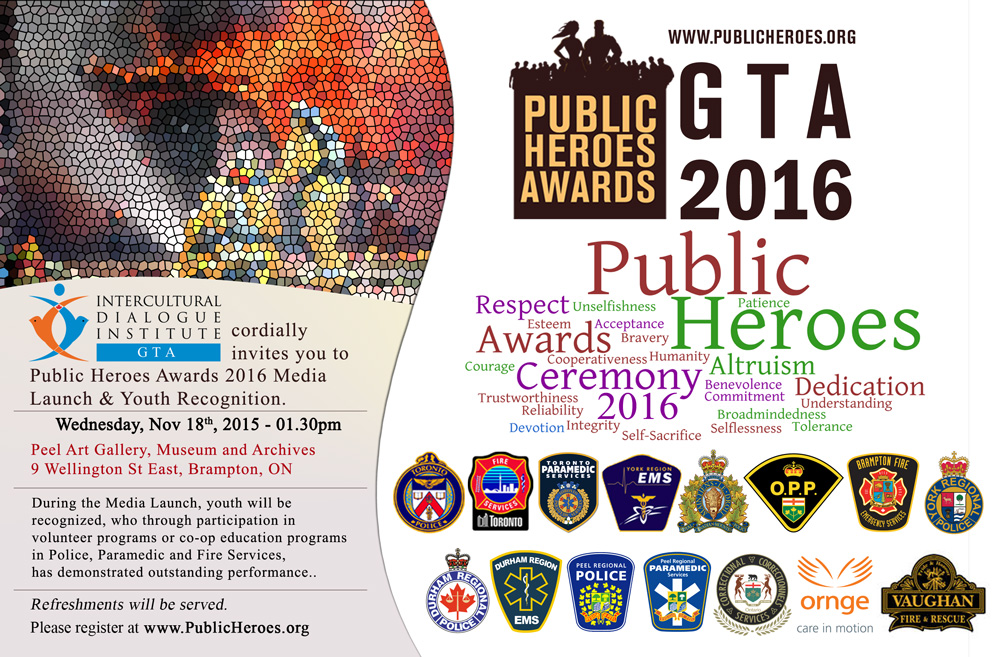 public Heroes Media Launch