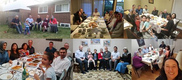 Ramadan Family Dinners 2016