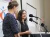 Dalia Krusner and Jenny Isaacs- Heart to Heart- Iftar Dinner- Sayeda Khadija Centre- Faith of Life Nwtwork- Mississauga (15)