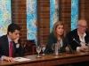 Miloud Chennoufi-Bessma Momani-Robert Austin-Secterian Strife Panel- Massey College