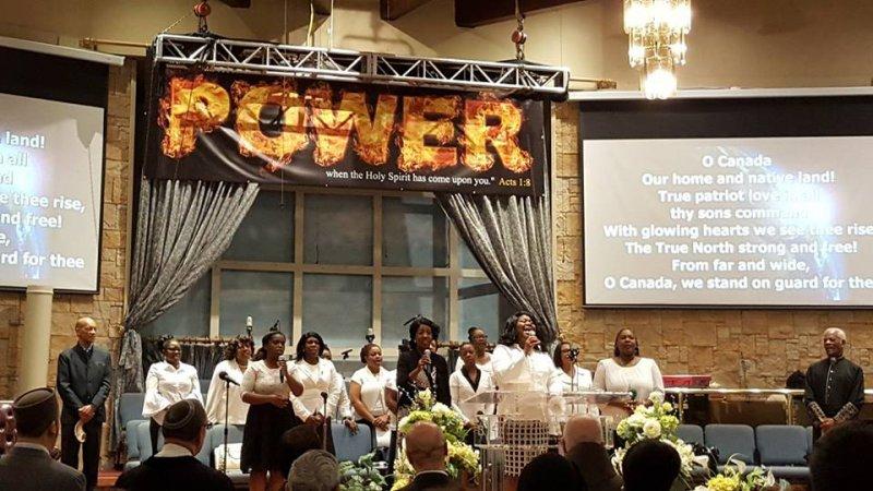 Multifaith Thanksgiving Celebration at Revivaltime Tabernacle 1