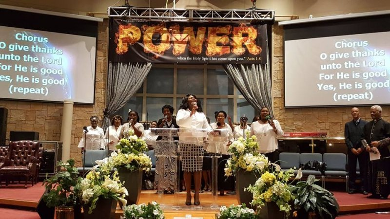 Multifaith Thanksgiving Celebration at Revivaltime Tabernacle 2