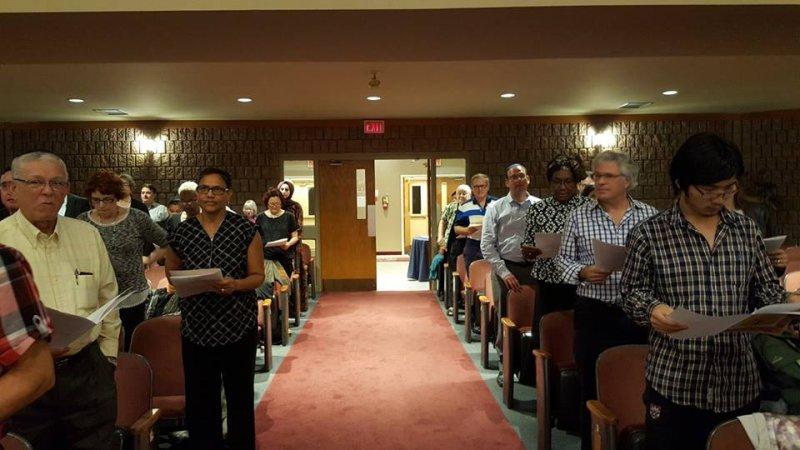 Multifaith Thanksgiving Celebration at Revivaltime Tabernacle 6