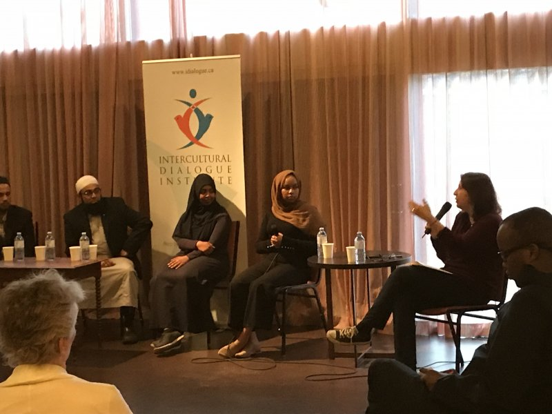 On Being A Canadian Muslim_ Panel Discussion_IDIALOGUE SERIES buy Intercultural Dialogue Institute (10)