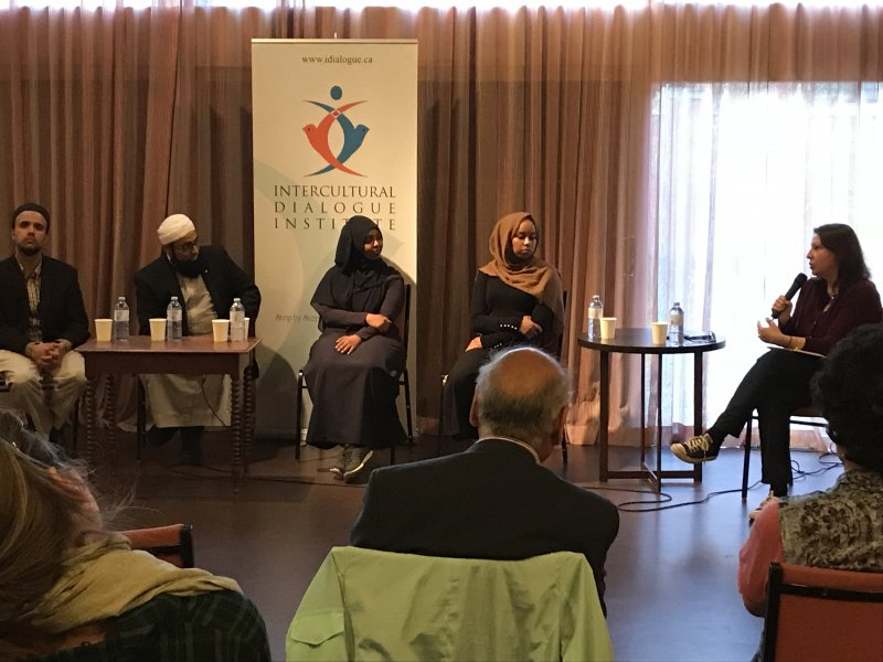 On Being A Canadian Muslim_ Panel Discussion_IDIALOGUE SERIES buy Intercultural Dialogue Institute (12)