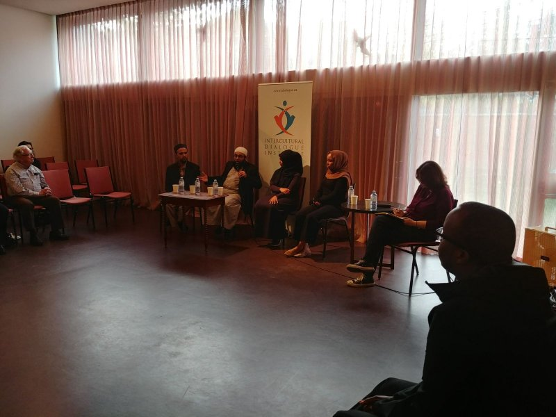 On Being A Canadian Muslim_ Panel Discussion_IDIALOGUE SERIES buy Intercultural Dialogue Institute (21)