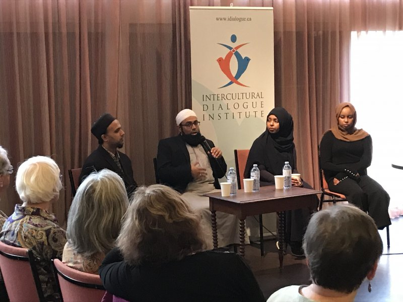 On Being A Canadian Muslim_ Panel Discussion_IDIALOGUE SERIES buy Intercultural Dialogue Institute (3)
