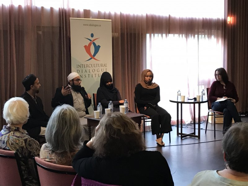 On Being A Canadian Muslim_ Panel Discussion_IDIALOGUE SERIES buy Intercultural Dialogue Institute (5)