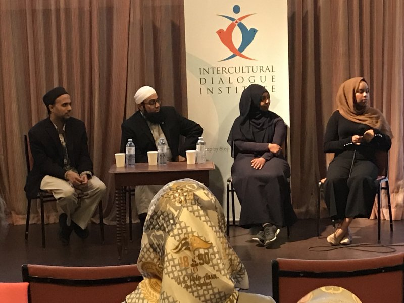 On Being A Canadian Muslim_ Panel Discussion_IDIALOGUE SERIES buy Intercultural Dialogue Institute (9)