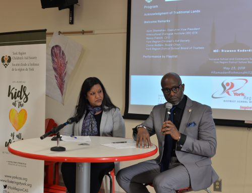 IDI, Children's Air Society Hold Panel Discussion During Ramadan Dinner