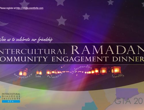 Ramadan Community Engagement Iftar(Fast-Breaking) Dinners