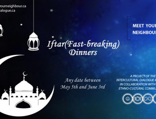 Meet Your Neighbour Project – Ramadan Edition
